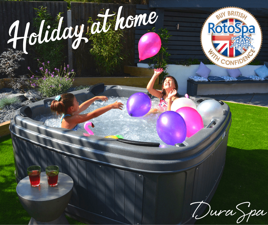 Holiday at Home In A Dura_Spa