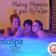 Make Memories In A RotoSpa