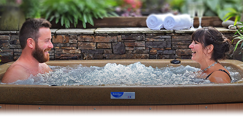 Hot Tub Hire Background Mobile